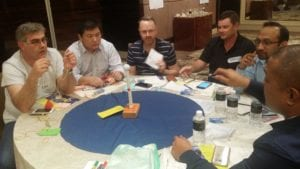 Team task for Managers