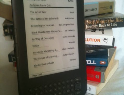 Kindle – The joy for reading