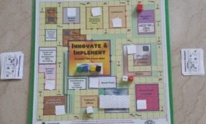 Innovate and implement